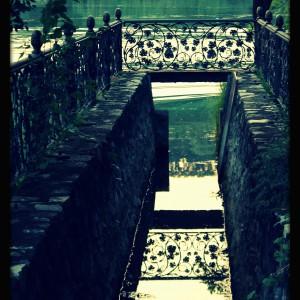 Ponte sull'isola